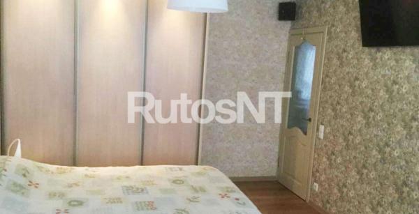 Parduodamas 4-rių kambarių su holu butas Bandužių gatvėje-4
