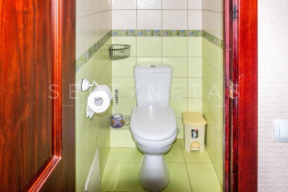 Parduodamas 3 kambarių butas Miško g., Kretingoje-5