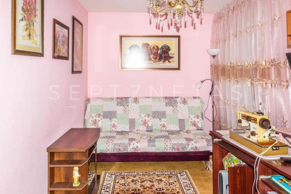 Parduodamas 3 kambarių butas Miško g., Kretingoje-3