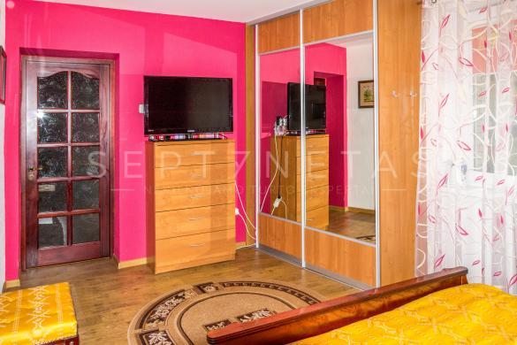 Parduodamas 3 kambarių butas Miško g., Kretingoje-1