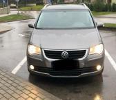 Parduodu automobilį Volkswagen Touran-0