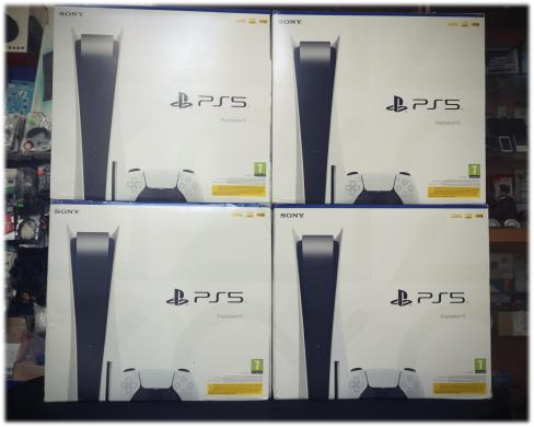 Parduodamos PS5 (naujausi modeliai) dėl kainos teirautis esamais kontaktais-1