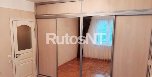 Parduodamas 3-jų kambarių su holu butas Jūrininkų pr.-3