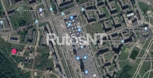 Parduodamas sklypas Klaipėdos mieste-3