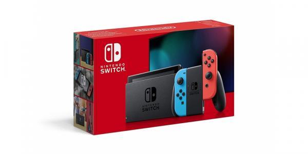 Žaidimų kompiuteris Nintendo Switch-0