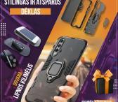 Stilingas telefono dėklas tinkantis populiariems SAMSUNG IPHONE HUAWEI XIAOMI modeliams-0