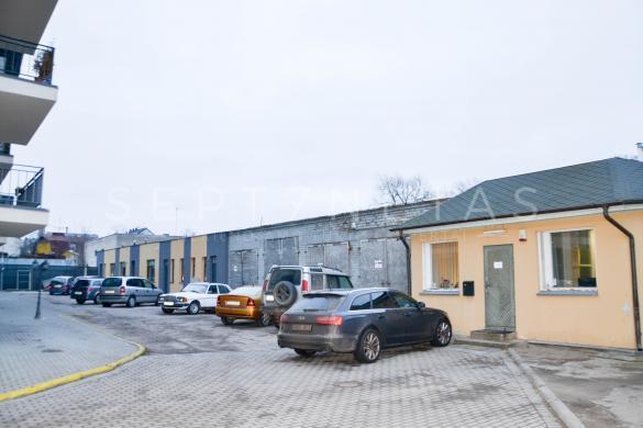 Parduodamas garažas su rekonstrukciniu projektu Palangoje!-2