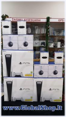 PlayStation 5 • PS5 PULSE 3D • PS5 HD CAMERA • PS5 CONTROLLER-0