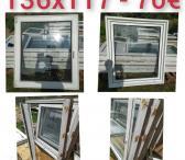Naudoti plastikiniai langai ir durys-0