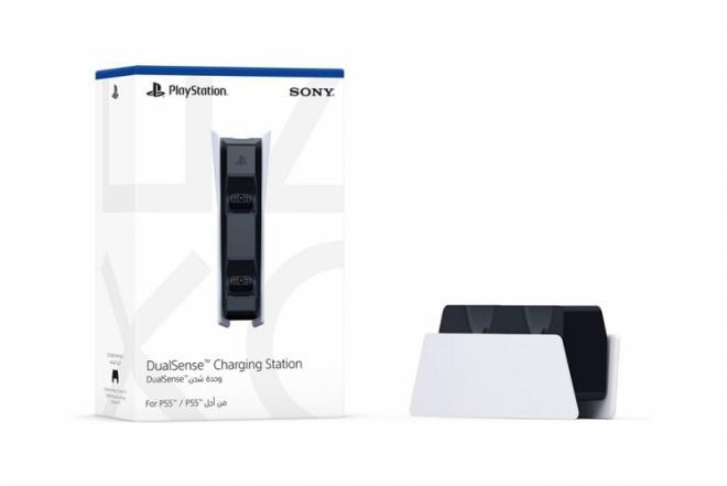 Sony PlayStation 5 DualSense kroviklis žaidimų valdymo pultams-0