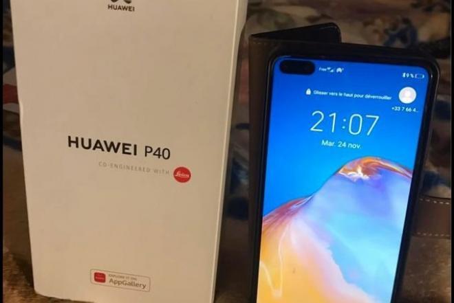 Huawei P40-0
