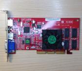 Nvidia GeForce2 MX 400 agp 32mb vaizdo plokštė-0