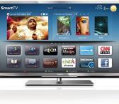 """PHILIPS Smart 3D LED slim, Full HD TV, 55"""" 140cm, tvarkingas, kaina 299.99e. yra galimybė atvezti už papildomą kainą.-0"""