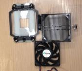 AMD procesoriaus radiatoriai aušintuvai, priveržimo rėmelis-0