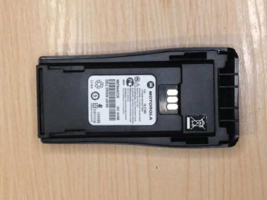 Motorola racijos ličio jonų baterija ir segtukas. Nauja-1
