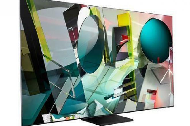"Samsung 65"" Q900T (2020) QLED 8K UHD Smart TV-0"