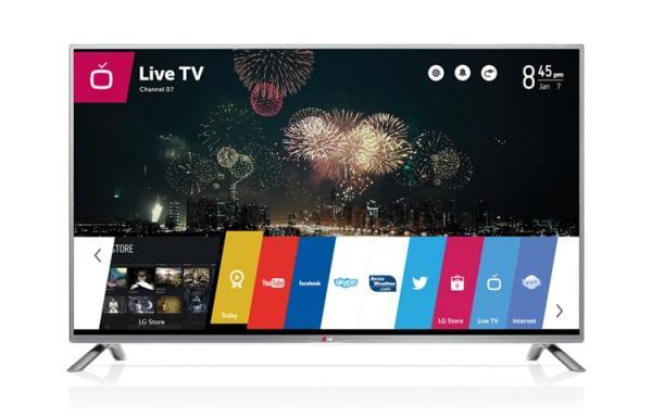 """LG Smart Full hd slim led TV, 32"""" 81cm. Su garantija, Tvarkingas, kaina 149.99e. yra galimybė atvezti už papildomą kainą.-0"""