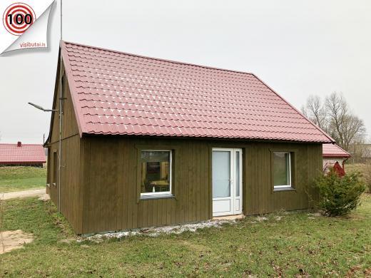 Vaizdingoje vietovėje Šilalės rajone parduodama sodyba.-4