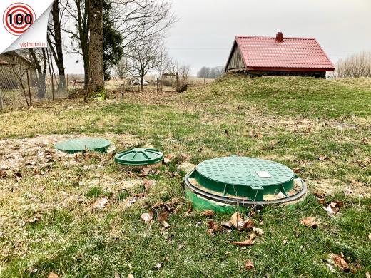 Vaizdingoje vietovėje Šilalės rajone parduodama sodyba.-7