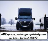 28/29/30 dienomis Vokietija/Belgija/Olandija/Lenkija - Lietuva laisvi tentiniai mikroautobusai +37067247506 EKSPRES KROVINIU PERVEZIMAI +37067247506 Ekspres pervežimai +37067247506 Baldų pervežimai LIETUVA/EUROPA/LIETUVA +37067247506 PERKRAUSTYMAI LIETUVA-0