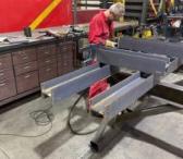 Plieninių konstrukcijų surinkėjai – darbas Olandijoje  (1013)-0