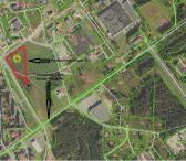 1.4726 ha komercinis sklypas Utenos mieste Pievų g.-0
