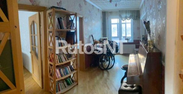 Parduodamas 3-jų kambarių su holu butas Vaidaugų gatvėje-2