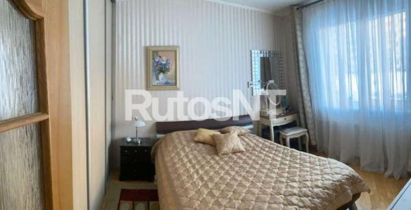 Parduodamas 3-jų kambarių su holu butas Vaidaugų gatvėje-3