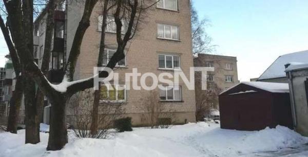 Parduodamas 2-jų kambarių butas Kretingoje, Vytauto gatvėje-0