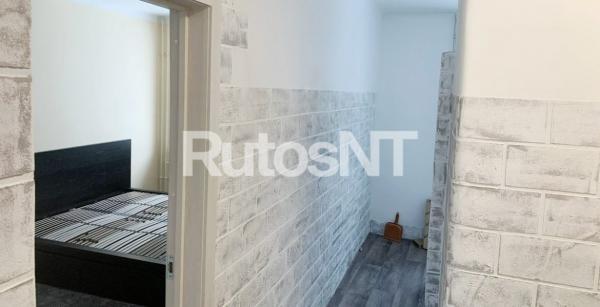 Parduodamas 3-jų kambarių butas Gargžduose, Klaipėdos g.-1