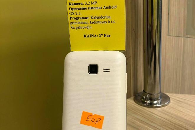Samsung  Galaxy Y Pro  GT-B5510-0