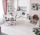 Parduodamas 3-jų kambarių butas Baltijos prospekte-0