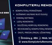 Kompiuterių Remontas Vilniuje, Žirmūnų g. 48A [Servisas]-0