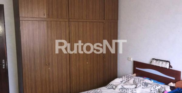 Parduodamas 3-jų kambarių su holu butas Gargžduose, P. Cvirkos g.-1