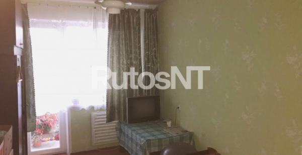 Parduodamas 3-jų kambarių su holu butas Gargžduose, P. Cvirkos g.-2