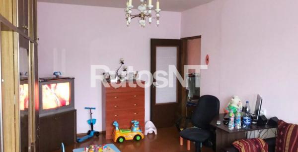 Parduodamas 3-jų kambarių su holu butas Gargžduose, P. Cvirkos g.-3