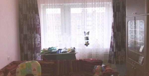 Parduodamas 3-jų kambarių su holu butas Gargžduose, P. Cvirkos g.-4