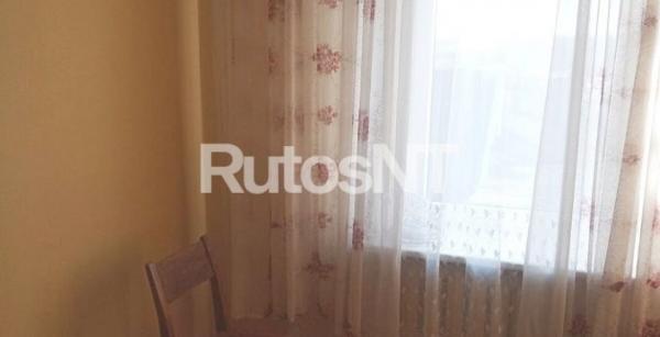 Parduodamas 2-jų kambarių butas Priekulėje, Turgaus g.-1