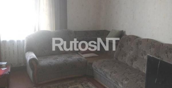 Parduodamas 2-jų kambarių butas Priekulėje, Turgaus g.-3