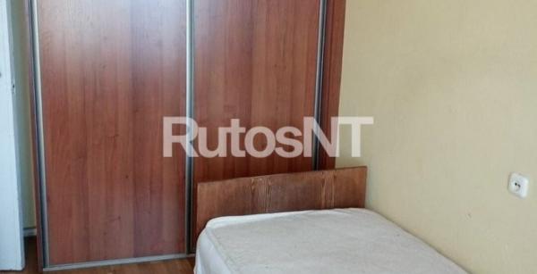 Parduodamas 2-jų kambarių butas Priekulėje, Turgaus g.-0