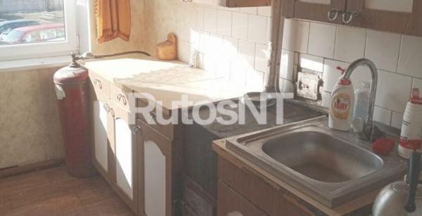Parduodamas 2-jų kambarių butas Priekulėje, Turgaus g.-2
