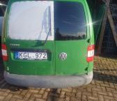 KROVININIS VW, CADDY 2005 m.-0