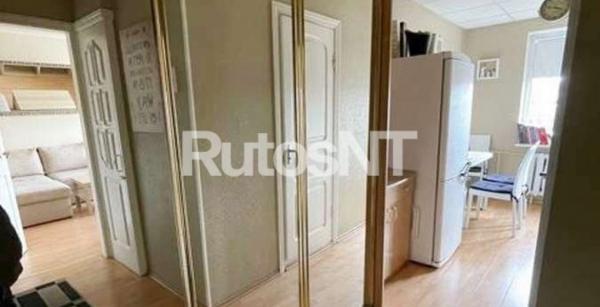 Parduodamas vieno kambario butas Statybininkų pr.-6