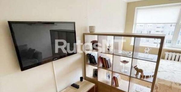 Parduodamas vieno kambario butas Statybininkų pr.-3