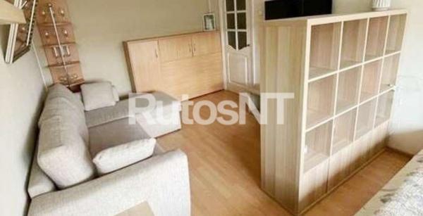 Parduodamas vieno kambario butas Statybininkų pr.-1