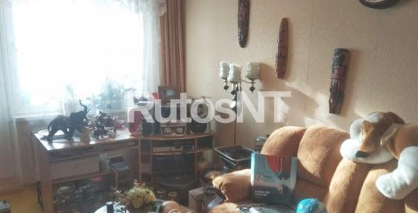 Parduodamas 3-jų kambarių butas Statybininkų pr.-4