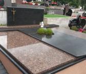 Paminklai, paminklų gamyba, kapų tvarkymas, plokštės kapams-0