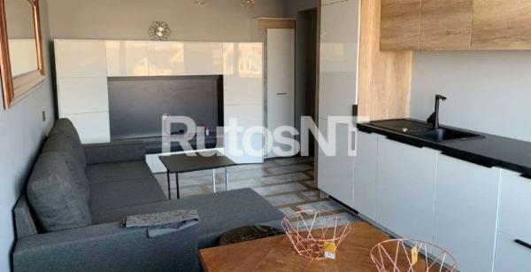 Parduodamas 2-jų kambarių butas Poilsio g.-1