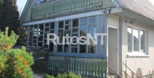 Parduodamas sodo namas Rubulių k.-0