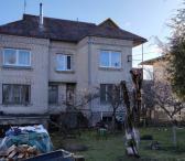 Pirmas namo aukštas Plungėje-0